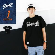 『SMR』THECROSS排汗衫-黑色《9999T886》