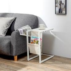 日式 悠人沙發邊桌/雜誌架