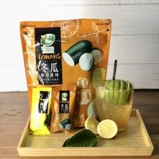 【享檸檬】屏東 100% 冬瓜檸檬冰磚 (冬瓜露40ml/小包+檸檬原汁20ml/小包)贈暖心試飲包