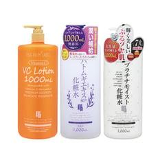 鉑潤肌化妝水(1000ml/瓶)