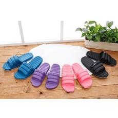 (e鞋院)羽絨風室內室外拖鞋