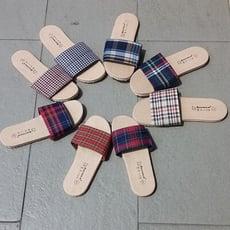 (e鞋院)MIT仿草蓆室內拖鞋