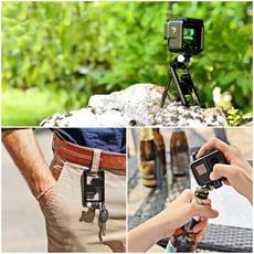QUIST 8合1多功能GoPro/運動相機專用架