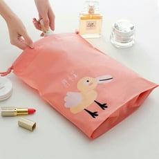 【大中小1組套裝】可水洗日式棉被收納防潮束口袋/衣物整理袋/家用大號儲物袋/搬家打包袋