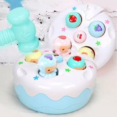 JoyNa幼兒益智玩具 打地鼠兒童敲打玩具-CY80519