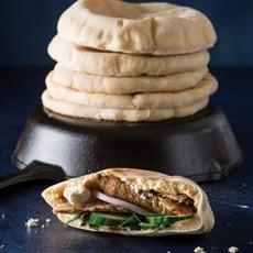 【約克街肉鋪】美國直送6寸口袋麵包(70g/個)