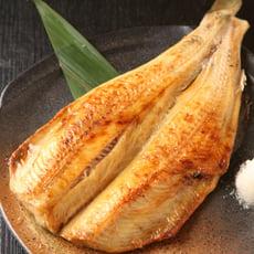 北海道去頭花魚一夜干半切(230g±10%/片)