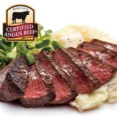 【豪鮮牛肉】黑安格斯PRIME凝脂嫩肩牛排(100g±10%/片)