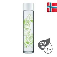 Voss 芙絲氣泡礦泉水-萊姆薄荷風味 375ml (12入/箱)(玻璃瓶)
