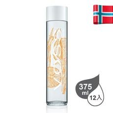 Voss 芙絲氣泡礦泉水-柑橘檸檬草風味 375ml (12入/箱)(玻璃瓶)