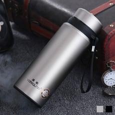 PUSH!戶外休閒用品不銹鋼雙層真空冷泡茶保溫水壺保溫瓶750ml保溫杯E82不鏽鋼色