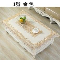歐式燙金PVC塑膠桌巾.90*140CM茶几墊.餐桌墊.萌萌豬生活館