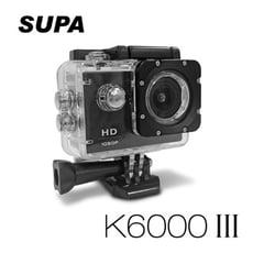 【凱騰】速霸 K6000 III 三代 Full HD 1080P 防水 行車記錄器 送16GTF卡
