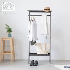 【Amos】台灣製質感A字收納吊衣架