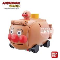 ANPANMAN 麵包超人-車車大變身!麵包超人號和SL人(3Y+)