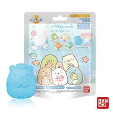 日本Bandai-角落小夥伴入浴球Ⅳ(海洋香味/附可愛公仔/泡澡/洗澡玩具/交換禮物)