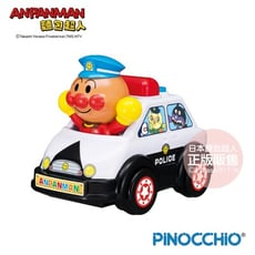 ANPANMAN 麵包超人-麵包超人有聲造型警車(1.5Y+)
