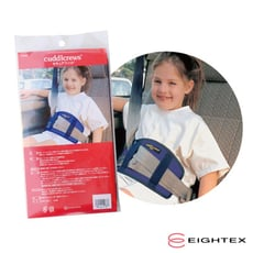 日本製 Eightex 安全帶腹部保護板-紫