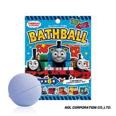【台灣總代理】NOL-湯瑪士小火車伙伴們入浴球-1入(3Y+/泡澡/洗澡玩具/交換禮物)