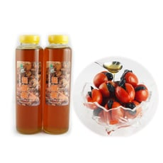 台灣龍眼蜜820g *2瓶為一組*手提禮盒,台灣龍眼蜜蜂蜜