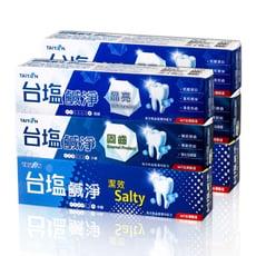 【台鹽生技】獨家含鹽牙膏 鹹淨系列新包裝上市