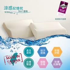 3M 涼感記憶枕 涼感枕 人體工學枕 護頸 完美支撐 日美原料 台灣製造