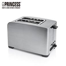 【荷蘭公主 PRINCESS】不鏽鋼厚薄片烤麵包機 142356