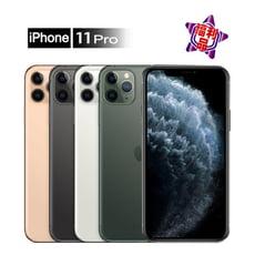 【福利品】APPLE IPHONE 11 PRO 64GB 5.8吋(外觀近全新_贈玻保+保護套)