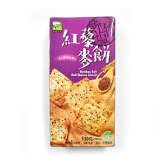 甲賀之家-紅藜麥餅130g/3盒組
