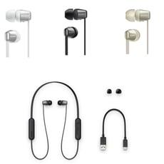 【SONY】WI-C310 無線入耳式耳機 藍牙耳機 (公司貨)