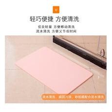 現代風格 加厚硅藻土 小地墊 (30*40公分/素面)