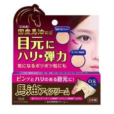 日本 loshi 馬油 眼霜 20g