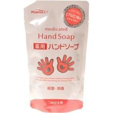 日本 熊野油脂 PharmaACT 玻尿酸 洗手乳 200ml