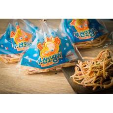 韓國釜山鮮烤魷魚 /包