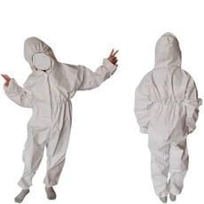 台灣出貨小孩防護服 兒童防護服小孩防護衣小孩隔離衣兒童防護衣兒童隔離衣小號隔離衣小號隔離服小號隔離衣