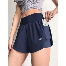 寬鬆舒適運動短褲
