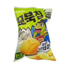 orion好麗友 烏龜玉米脆片 玉米濃湯 80g