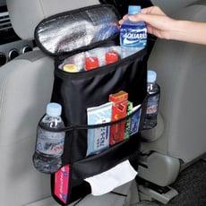 多功能椅背保溫袋 (汽車收納|置物掛勾)