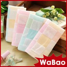 棉質紗布小毛巾(顏色隨機)(D0A063)