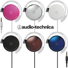 (贈耳機硬殼包)鐵三角  ATH-EQ300M 耳掛式 耳機
