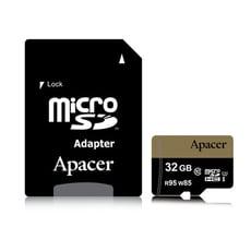 (原廠公司保固)  Apacer microSDHC UHS-I Class10 記憶卡  32G