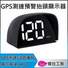 GPS測速預警抬頭顯示器