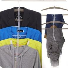 衣架鏈接條 透明衣服皮條 衣架連接條 塑膠條 14孔