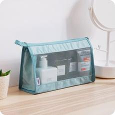 戶外出差便攜懸掛式洗漱包 防水大容量旅行化妝包 收納袋【樂晨居家】