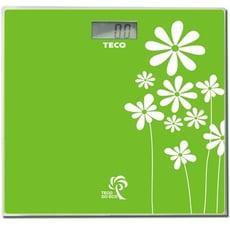 TECO 東元時尚電子體重計(XYFWT503)/強化玻璃/電子秤/人體秤