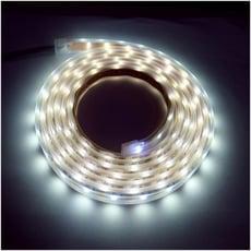 【OutdoorBase】帳篷LED燈條 夜空下最閃亮的燈條 3528燈珠 (三色任選)