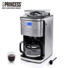 《PRINCESS荷蘭公主》智能控水全自動美式咖啡機 249406