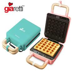 【義大利 Giaretti】熱壓三明治鬆餅機 GT-SW01