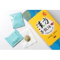 良膳之嘉-漢方養生茶飲系列 芭桑代謝茶/山苦瓜涼茶/黑豆牛蒡茶 30入盒裝 (通過國家認證)