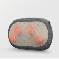 樂範揉捏按摩靠枕/小米有品 腰部後背按摩器/無線溫感按摩器/肩頸按摩器